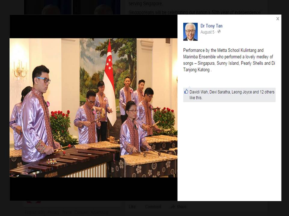 AngKlung National Day FB