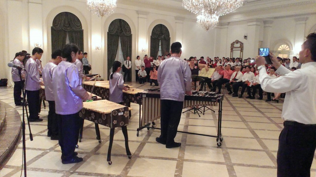 AngKlung National Day2
