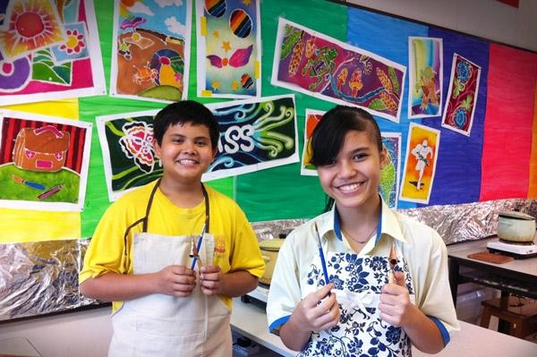 Batik-Painting